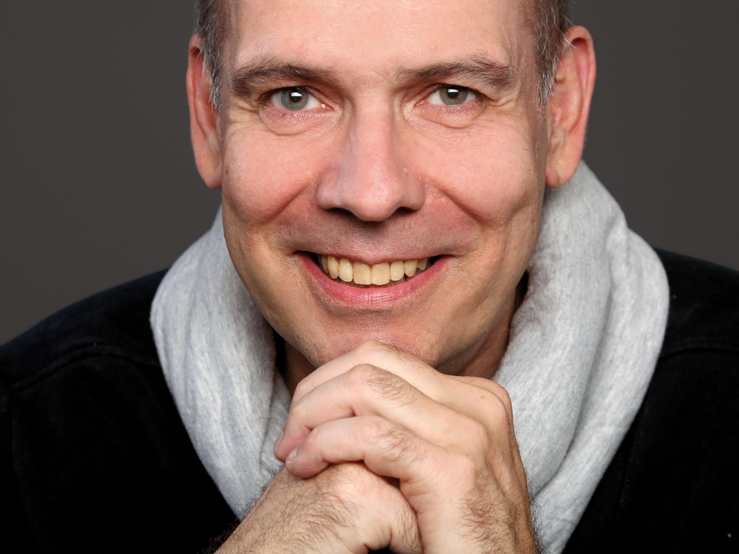 M. Gerschwitz am 20. März im Spielboden